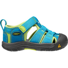 Keen Newport H2 Shoes Barn hawaiian blue/green glow